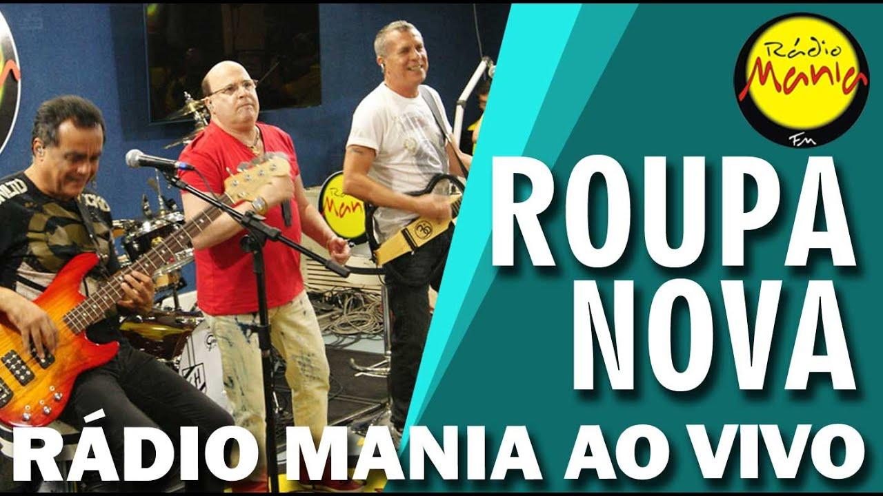 ???? Radio Mania - Roupa Nova - A Viagem