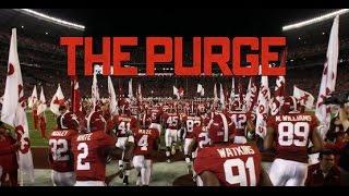 Alabama football Purge video