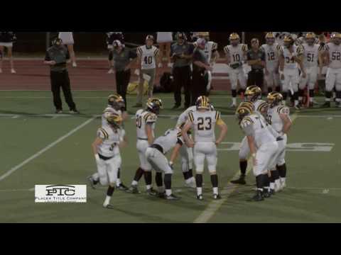 Nevada Union vs Lincoln Zebras 9-9-16