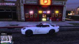 GTA V - Assalto frustrado (Online)