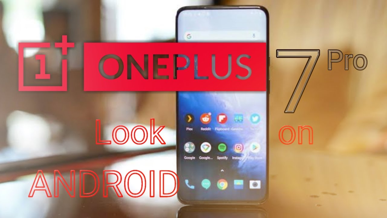 OnePlus 7 Pro look on any android smartphone // Nova Launcher Setup // Tech  Chaser