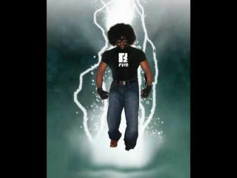BIGFRO LIVE. AFRO AMERICAN SUPERHERO