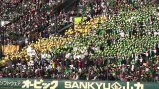 【ブラバン甲子園応援歌】 松山東高校 2015センバツ高校野球 21世紀枠 応援チアリーダー