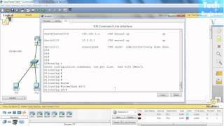 Configure PPP (Point to Point Protocol) in Routers