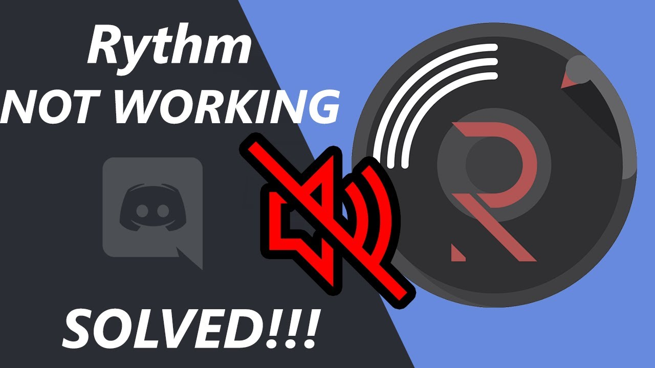 Discord Rhythm Bot Not Working Quick Tutorial For Any Bot On
