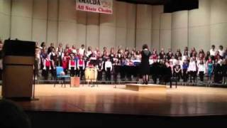Carrion Crow by NM All State Elementary Choir