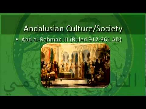 Islamic Civilization-Part21-Andalusia