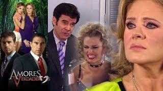 Amores Verdaderos: ¡Victoria le pide el divorcio a Nelson! | Escena - C30 | Tlnovelas