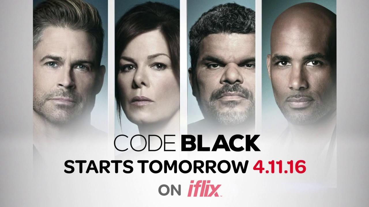 Code Black Season 1 Teaser Trailer