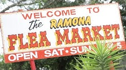 Ramona Flea Market for Unique Jacksonville Shopping