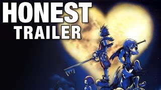 KINGDOM HEARTS (Honest Game Trailers)