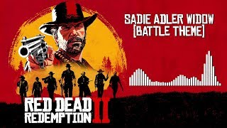 Red Dead Redemption 2 Official Soundtrack - Sadie Adler Widow Theme | HD (With Visualizer)