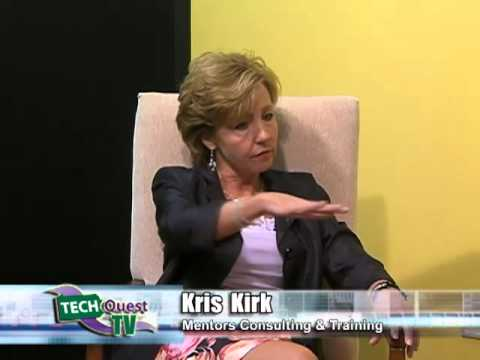 Tech Quest TV- Interview with Kris Kirk from Mentors Consulting & Training