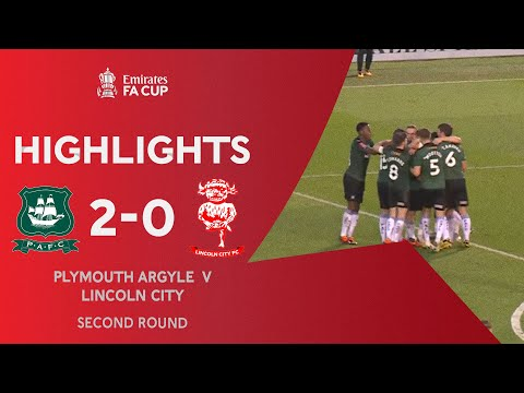 Plymouth Lincoln Goals And Highlights