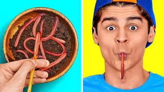 TOP FUNNY DIY PRANKS TO PULL ON FRIENDS || Best Tricks Ideas & Situations For Boys By 123GO! BOYS
