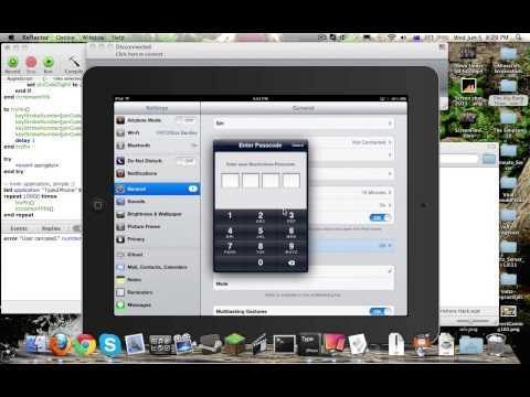 how to wipe an ipod touch clean without passcode