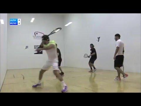 2015 Alamo City Open Doubles Finals