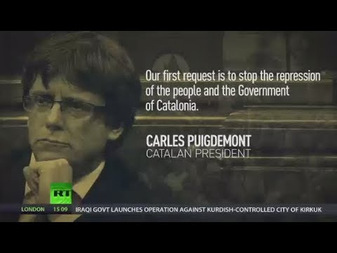 Catalonia Countdown: Madrid gives Puigdemont until Thursday to clarify region's position
