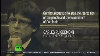 Catalonia Countdown: Madrid gives Puigdemont until Thursday to clarify regions position