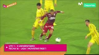 Universitario de Deportes 3-1 UTC y campeón de FASE 1 LIGA 1 MOVISTAR| *ANÁLISIS * AL ÁNGULO