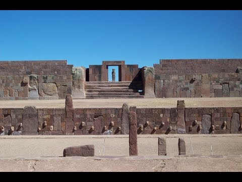TIWANAKU: Lost Ancient High Technology Of Bolivia