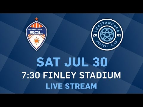 2016 NPSL Semifinals - Sonoma County Sol v Chattanooga FC