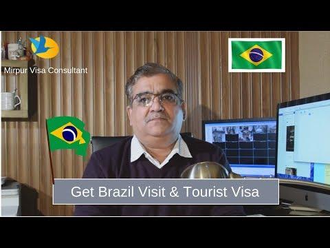 Brazil Visit Visa| Tourist Visa| Business Visa|