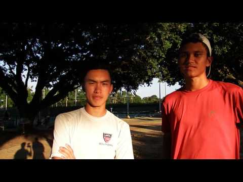 Post-Match interview with Nathan Wang and Vincent Rettke after semifinal victory