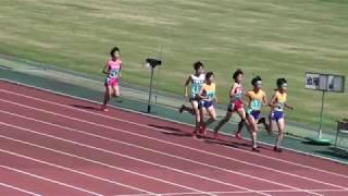 女子3000m 決 勝 10月1日 1着 9:38.33 [412] 髙橋 明日香 (2) 茨城キリ...