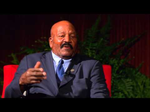 Civil Rights Summit: Jim Brown Discusses Branch Rickey