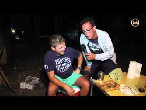 Camping en Punta Ballena