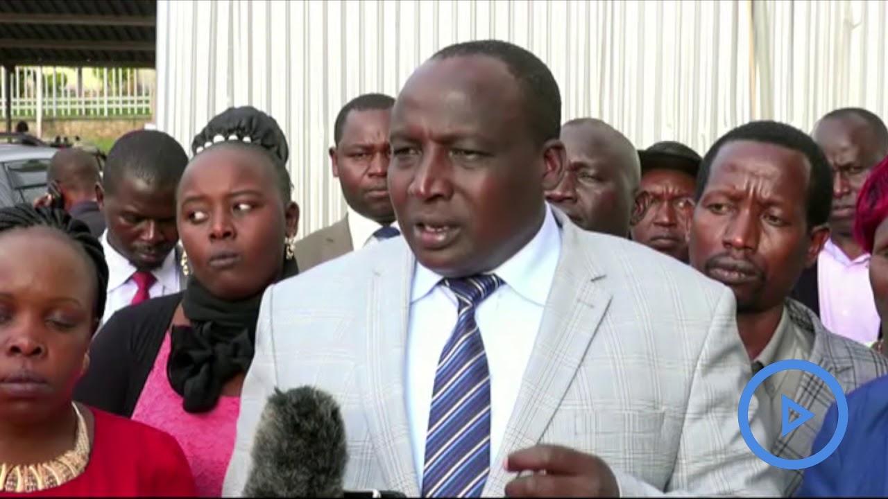 Image result for Baringo Assembly Deputy Speaker Ameja Selemoi