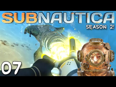 "Subnautica Gameplay S02E07 - ""PROPULSION & REPULSION CANNONS!!!"" 1080p PC"