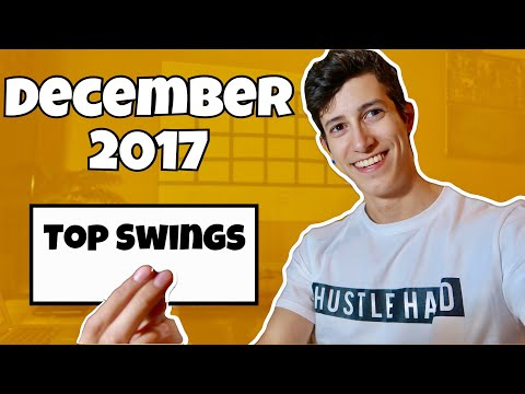 My Top 3 Swing Trades To Watch | December 2017 UPDATE