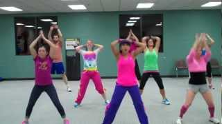 """Got 2 Luv u"" (Artist: Sean Paul feat. Alexis Jordan) for Fitness Dance"