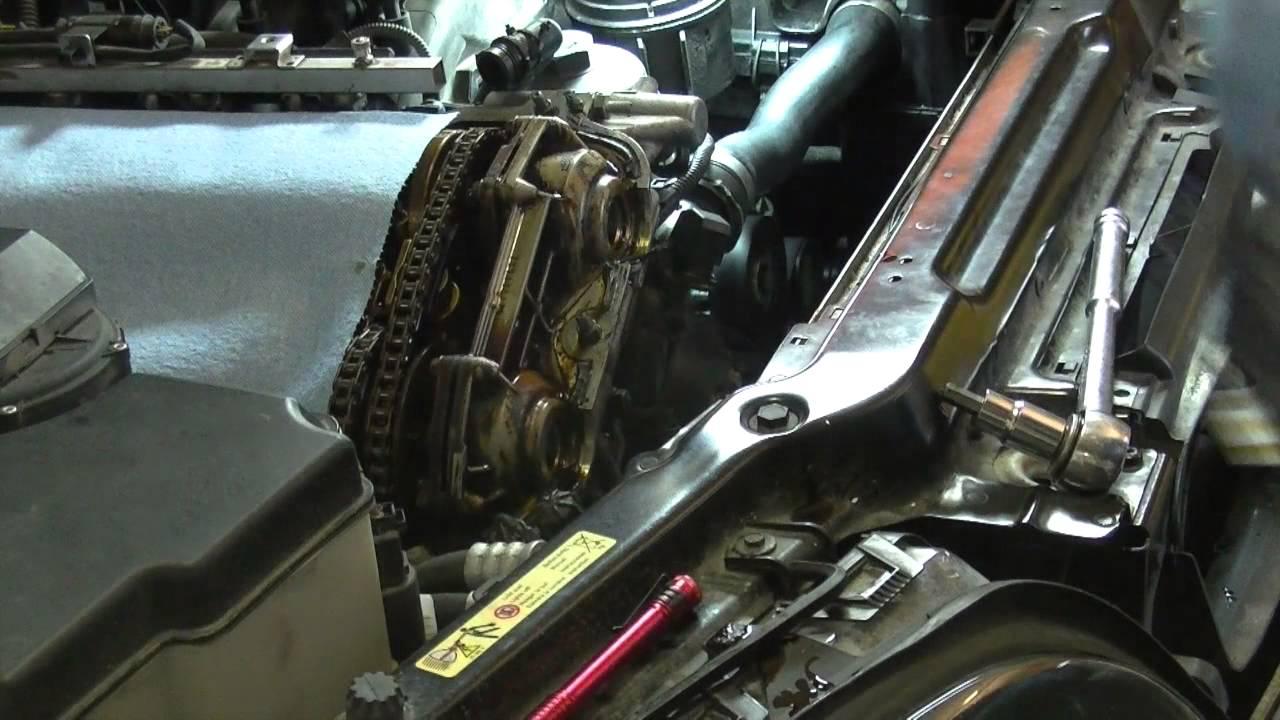 BMW How to Remove Vanos for Rebuild DIY