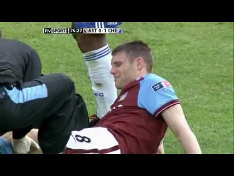 John Terry's tackle on James Milner.
