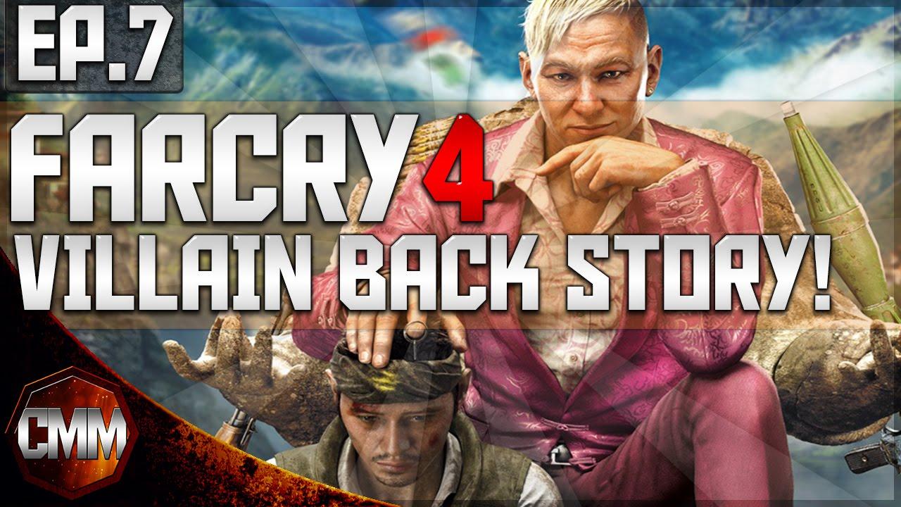 Far Cry 4 Pagan Min Villain Back Story News Hype Ep 7 Youtube