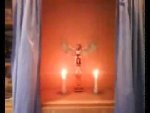My Kemetic Shrine