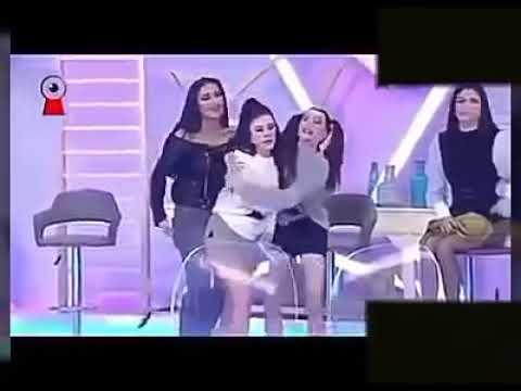 CANLI YAYIN KAVGALARI İŞTE BENİM STİLİM TV8