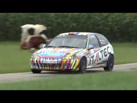 Super Sprint Lipowiec 2017 – Damian Kostka / Marcin Mąka – Honda Civic