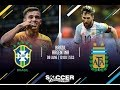 Argentina Vs Brazil Who Is Powerful ? ⚽ Brazil Vs Argentina Rivalry Compared, Which Country Is Best?