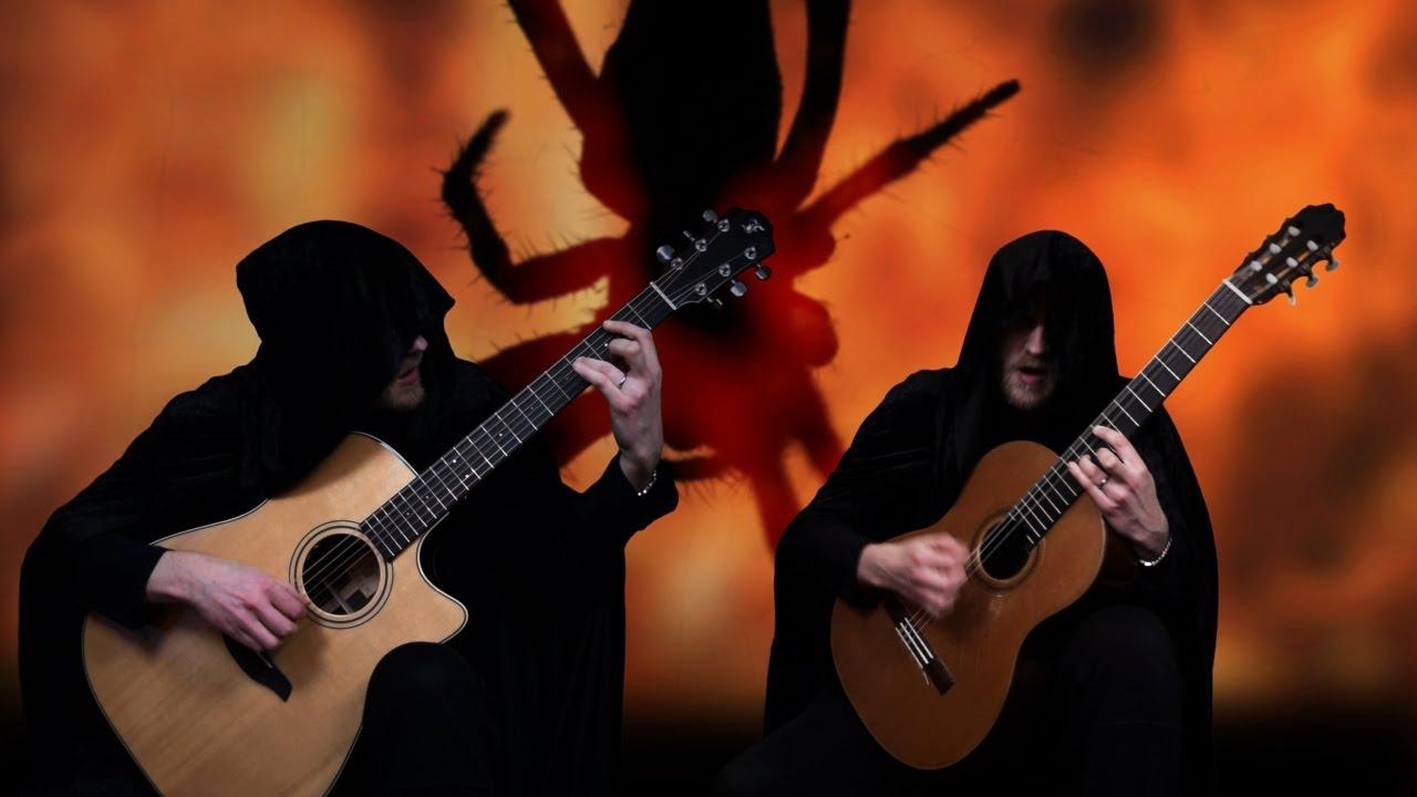 Diablo 2 Tristram Guitar
