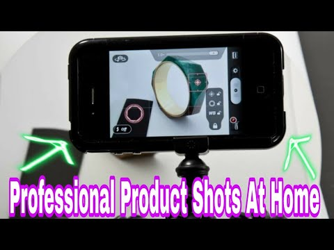 How To Take Professional Product Photos With White Background Alicia Motley
