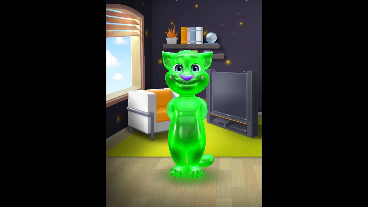 My talking tom my talking tom jello fur youtube - My talking tom pictures ...