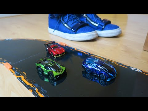 RACES IN REAL LIFE! (Anki Overdrive)
