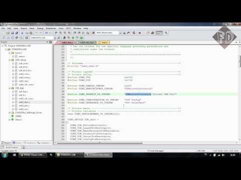Fırat DEVECİ | #2 | STM32 USB Virtual COM Port