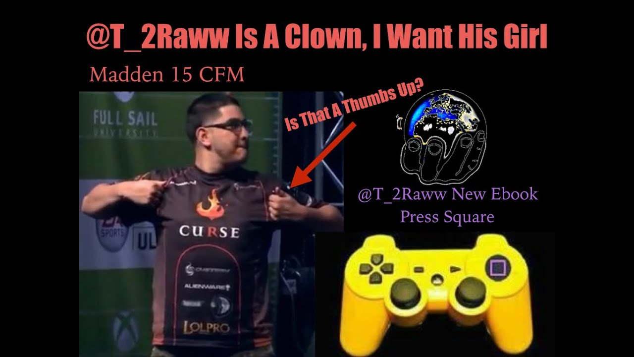 Madden 15 Online Gameplay  Traww Is A Clown, I Want His Girl Ep13
