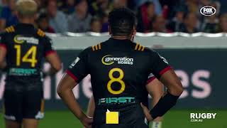2018 Super Rugby Round Seven: Chiefs vs Highlanders