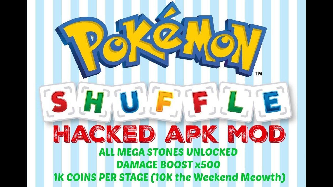 pokemon shuffle mod apk 1.10.0